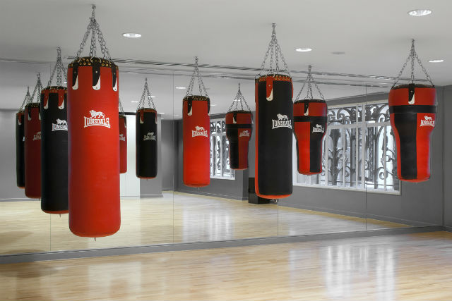 Boxing Studio