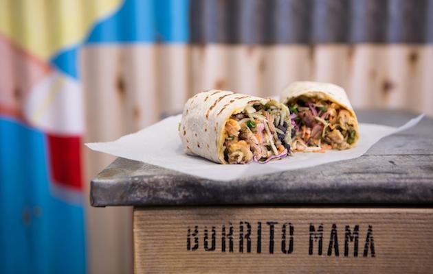 Burrito Mama burrito