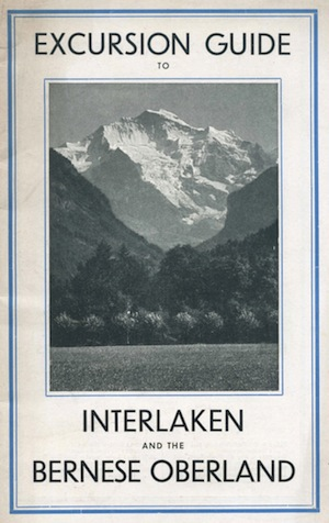 Interlaken 1930 cover
