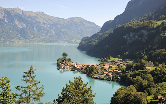 Interlaken lake