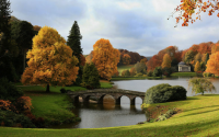 Stourhead: A Landscape for all Seasons