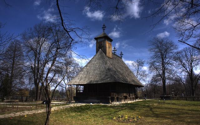 Biserica Park Bucharest