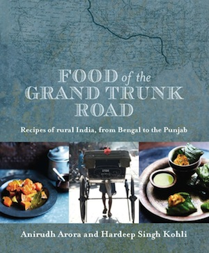 Great Trunk Road cookbook