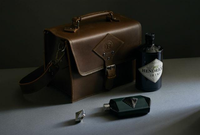 Hendrick's Hipflask