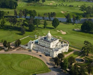 Stoke Park: Jones Meets Bond