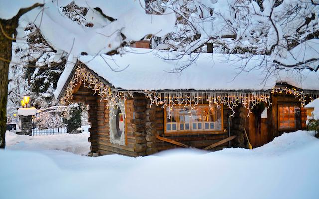 Gstaad Bellevue Petit Chalet