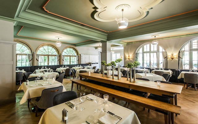 Gstaad Bellvue Dining