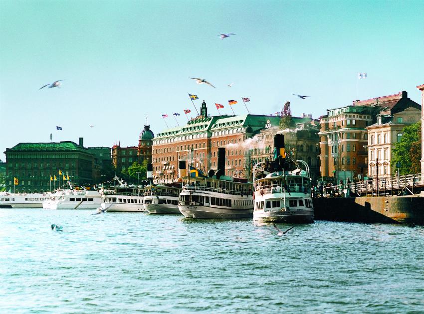 Grand Hotel Stockholm Afternoon Tea