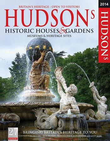 Hudson 2014 Cover