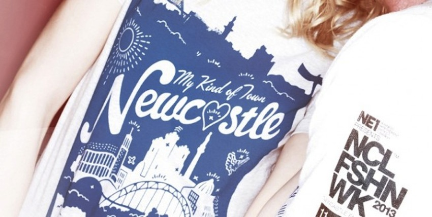 Newcastle NFW T-shirt