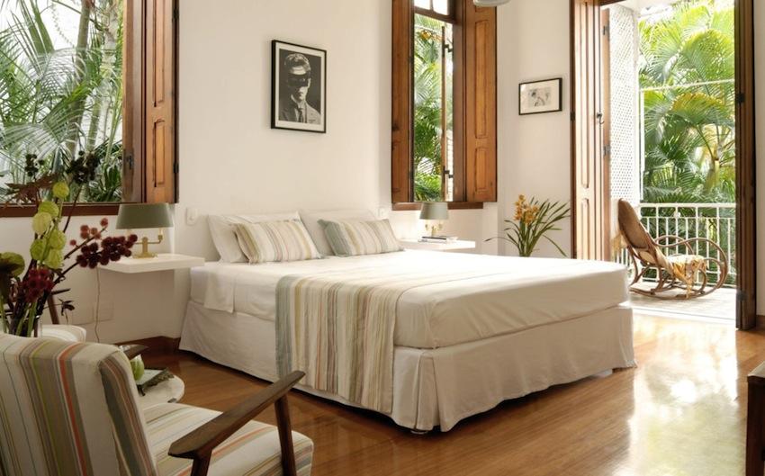 Mama Ruisa bedroom