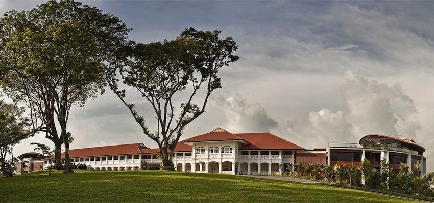 Singapore Capella Hotel