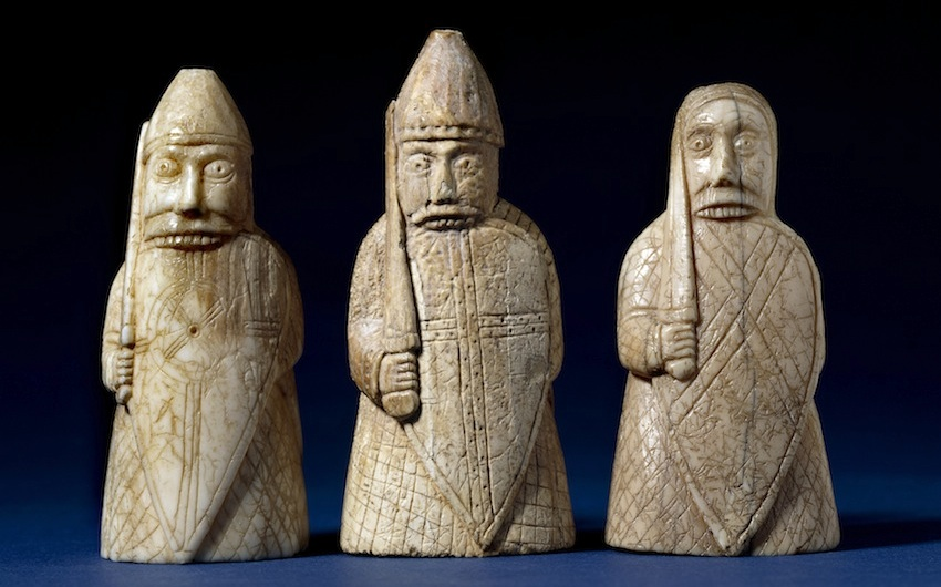 Vikings Lewis Chessmen