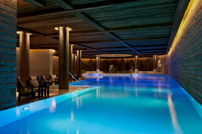 The Alpina Gstaad Hotel Review The Arbuturian - Alpina gstaad