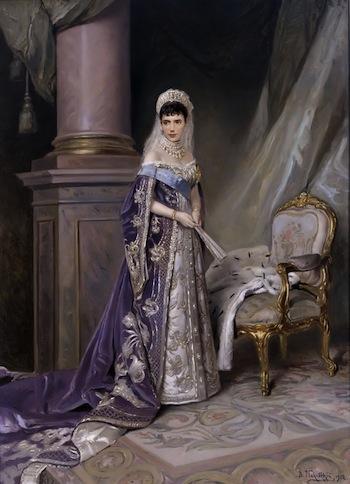 Faberge Tsarina Maria