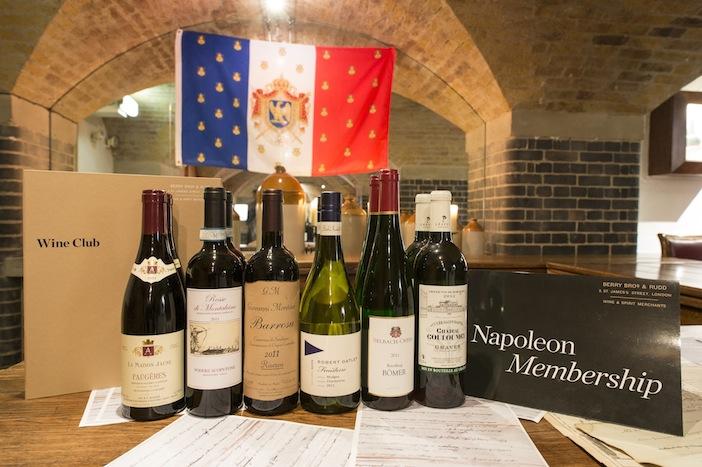 BB&R Wine Club launch event 1