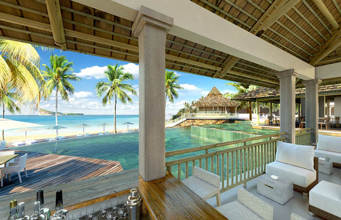 Winter in mauritius the arbuturian for Swimming pool mauritius