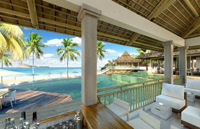 Mauritius Swimming pool Zilwa