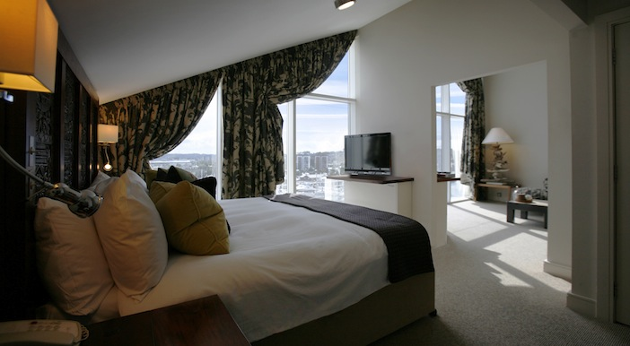 Penthouse Suite at The Salthouse Harbour Hotel