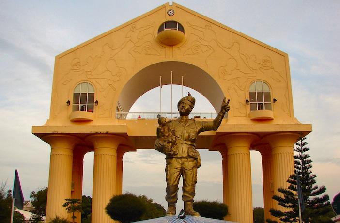 Banjul Arch 22
