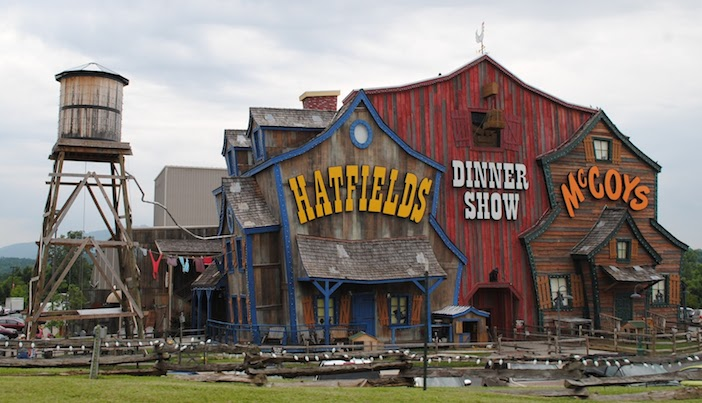 Hatfields McCoys Dinner Show 2