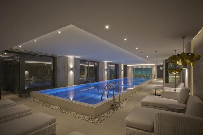 Dormy House pool