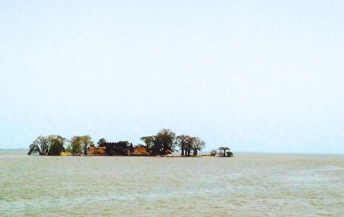Gambia James Island