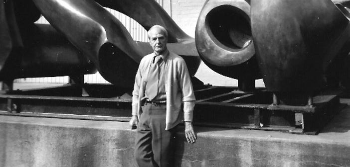 Meeting with Henry Moore