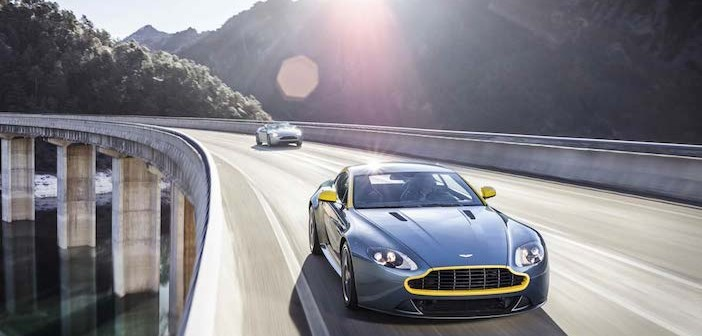 Aston Martin: A Higher State of Consciousness