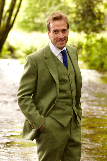 Country Life Fair Ben Fogle