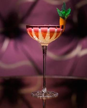 Dorchester bar cocktail
