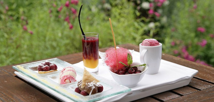 Le jardin des sens montpellier luxury hotel and for Restaurant le jardin des sens