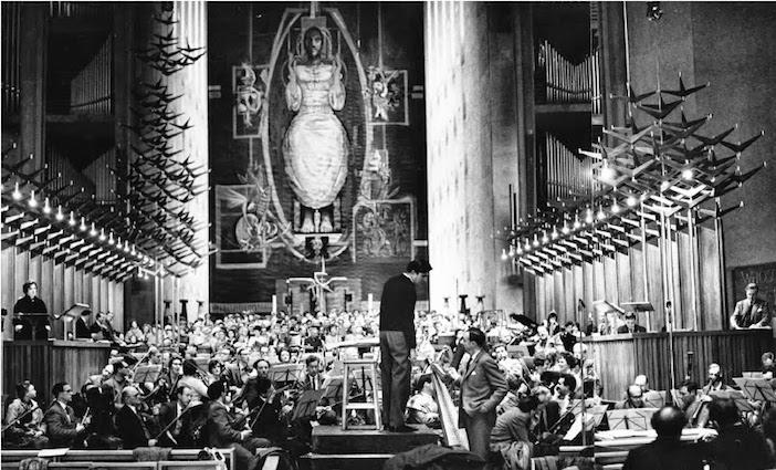Britten orchestra