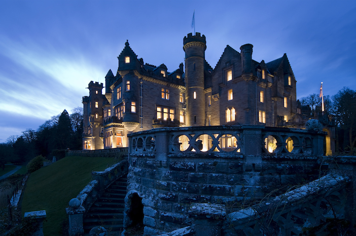 Skibo Castle - The Carnegie Club