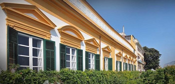 Palazzo Lanza Tomasi ext