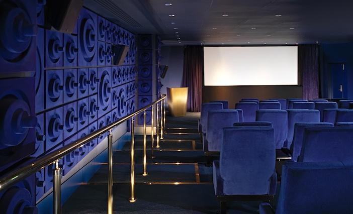 Curzon Mondrian cinema