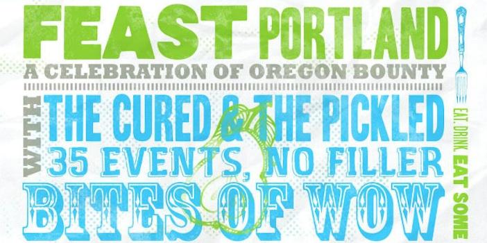 Feast Portland poster