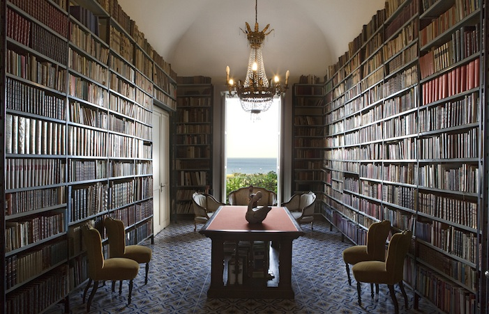 Lanza Tomasi library