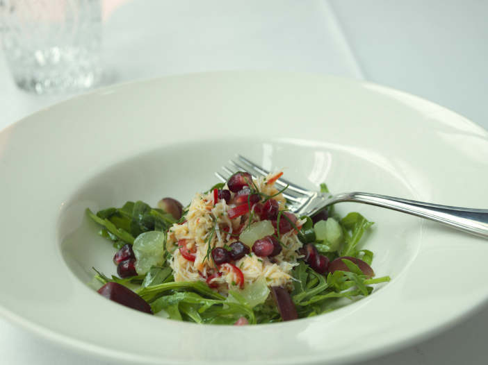 Ristorante Frescobaldi - Crab Salad
