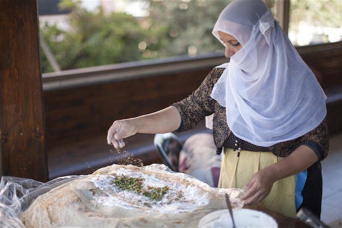 Galilee Druze cooking