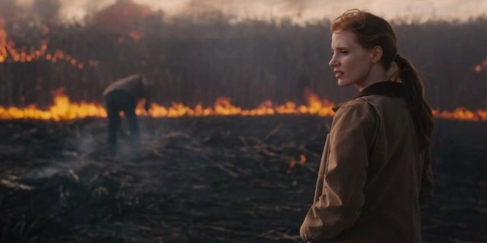 Interstellar Jessica Chastain