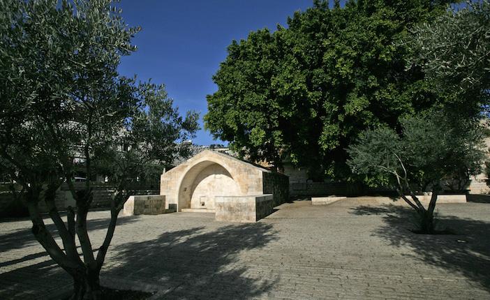 Marys well Nazareth