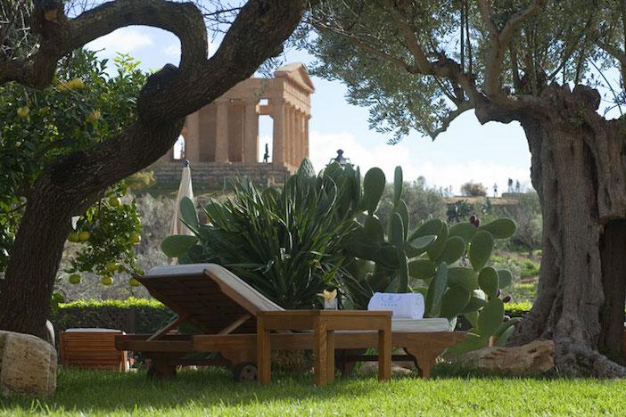 Hote Villa Athena - Agrigento