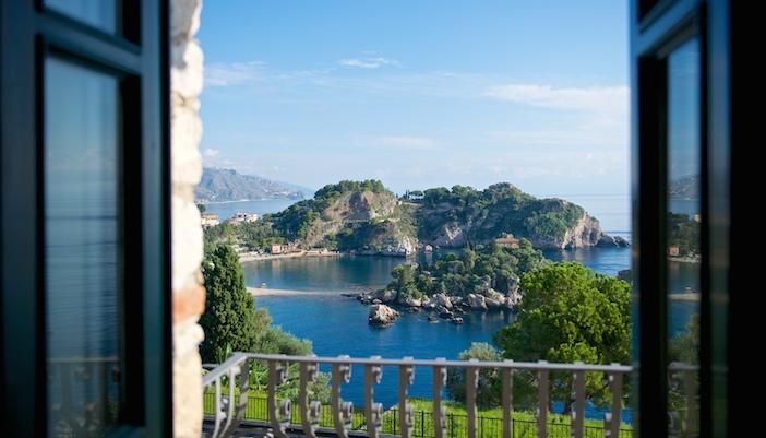 Sicily Villa Carlotta view