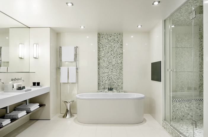 Sofitel Paris bathroom