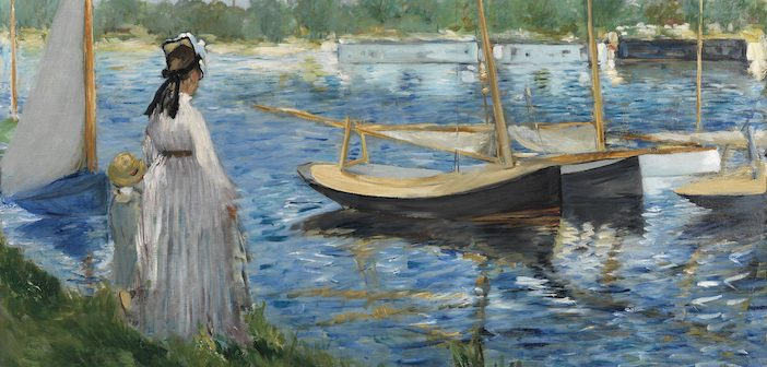 Courtauld Impressionists: From Manet to Cézanne at The National Gallery