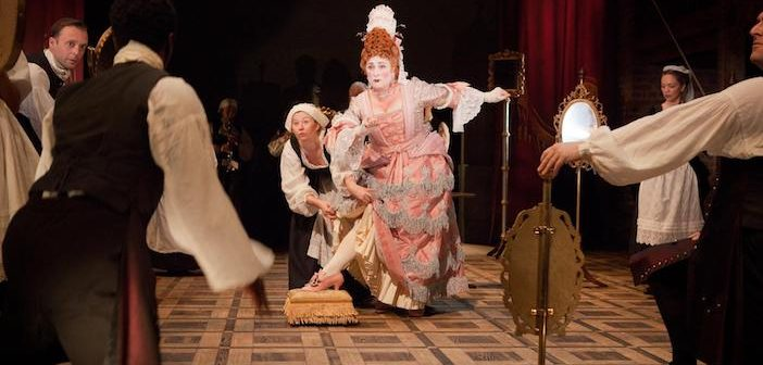 The Provoked Wife at the RSC
