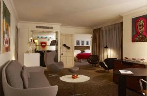 Saatchi Suite at the Hyatt Regency Churchill
