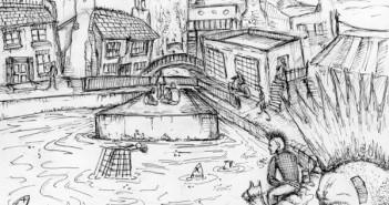 Camden Lock (c) Harry Chapman