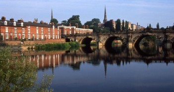 Images copyright of Shropshire Tourism